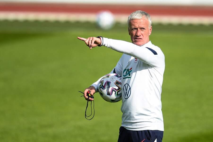 Et pour finir, Didier Deschamps, le sélectionneur de l'équipe de France, est un homme très heureux en ménage.