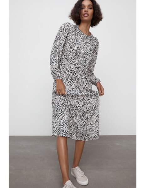 Robes tendance : léopard