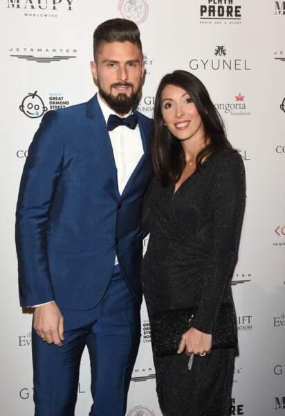 Le footballeur de 34 ans est marié à Jennifer, depuis 2011.