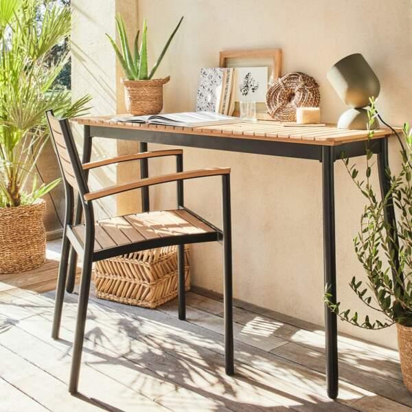 Table pour un balcon naturel - Alinéa