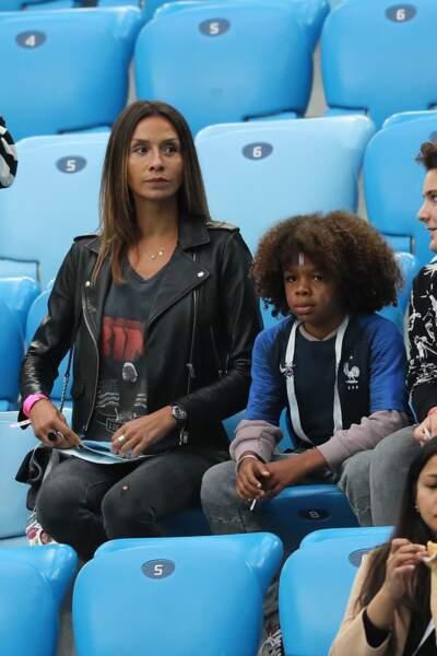 Le footballeur de 36 ans partage la vie de Sandra, depuis de longues années. Ils ont eu un fils, prénommé Sacha, qui est né en 2009.