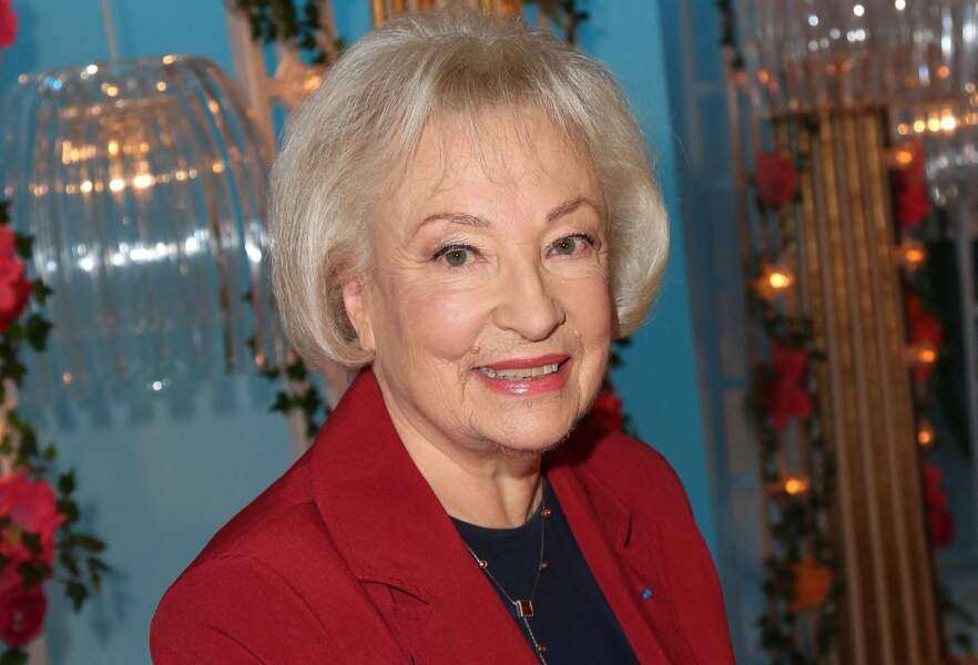 Jacqueline Caurat, décédée le 22 mai 2021 à l'âge de 93 ans.
