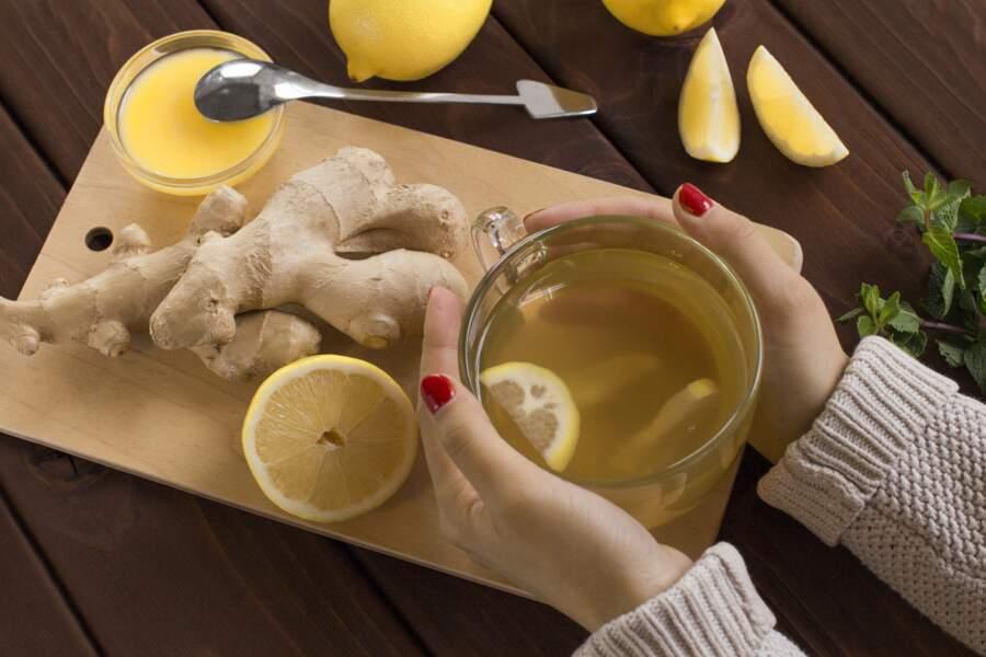 L'infusion detox du foie