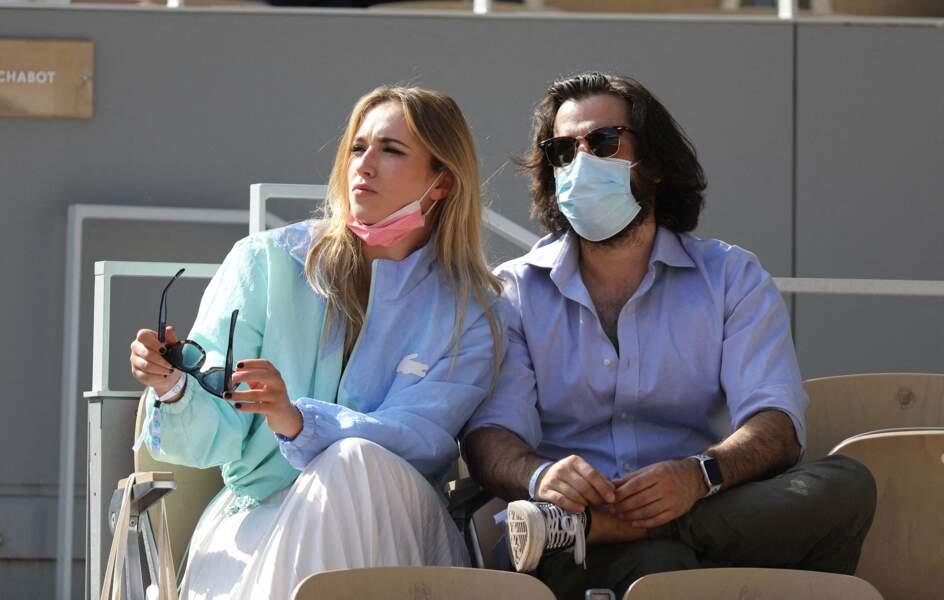 """Chloé Jouannet et Nikola Lange, le créateur de la série """"Derby Girl"""""""