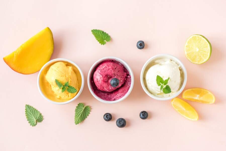 Nos meilleures recettes de glaces et sorbets au Thermomix®