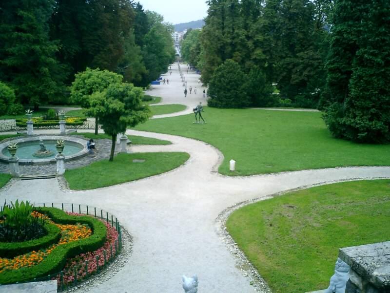 Le parc Tivoli