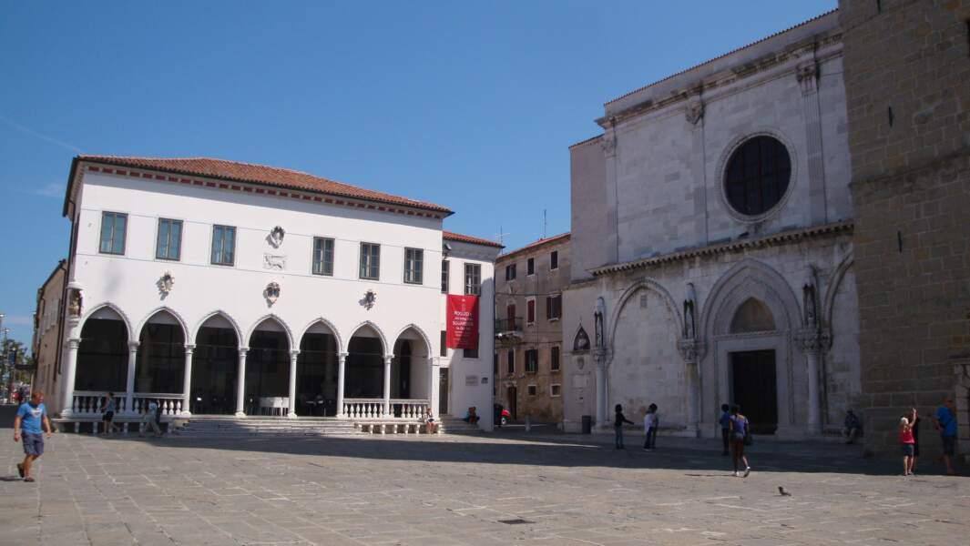 Le Palais prétorien de Koper