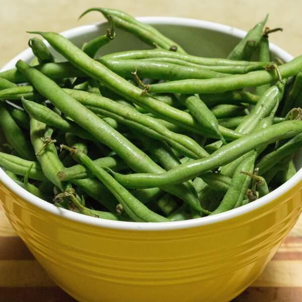 4 délicieuses salades d'été avec des haricots verts