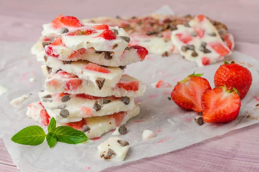 Snack glacé healthy : la recette délicieuse et peu calorique à seulement deux ingrédients
