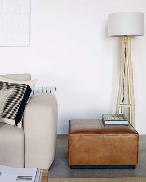 Lampe en bois flotté - Kave Home