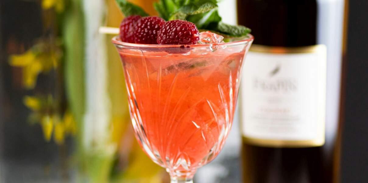 Cocktail Endless Raspberries