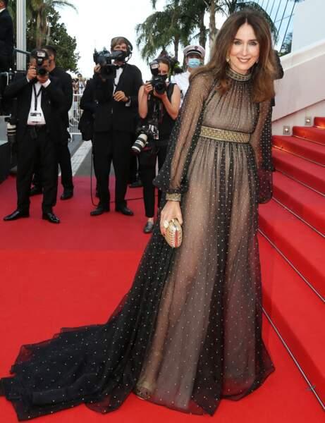 Cannes 2021 : Elsa Zylberstein en néo-Cléopâtre