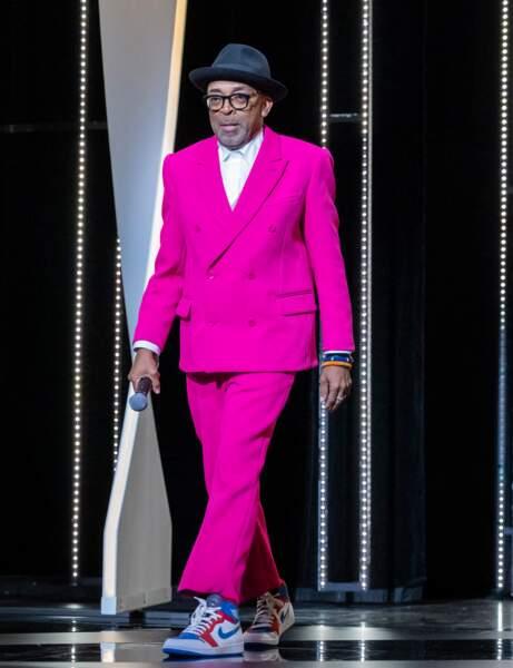 Cannes 2021 : Spike Lee en rose