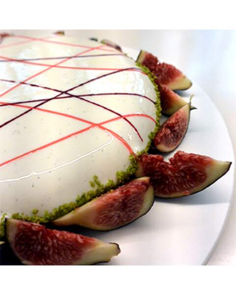 La recette de la tarte d'été aux figues de Christophe Michalak