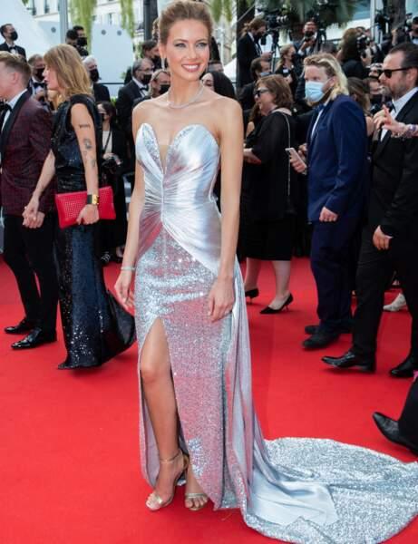 Cannes 2021 : Amandine Petit en sirène