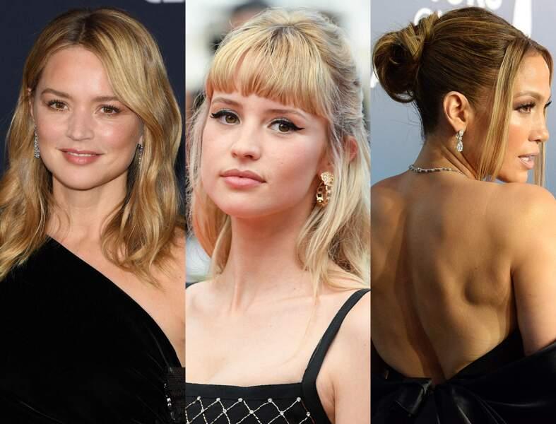 Les plus belles inspirations coupes et coiffures pour cheveux blonds