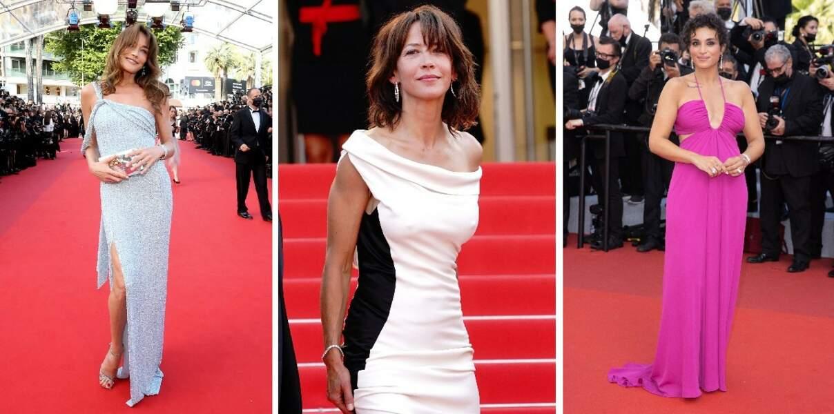 De Virginie Efira à Vanessa Paradis, cap sur les looks les plus glamour du Festival de Cannes 2021