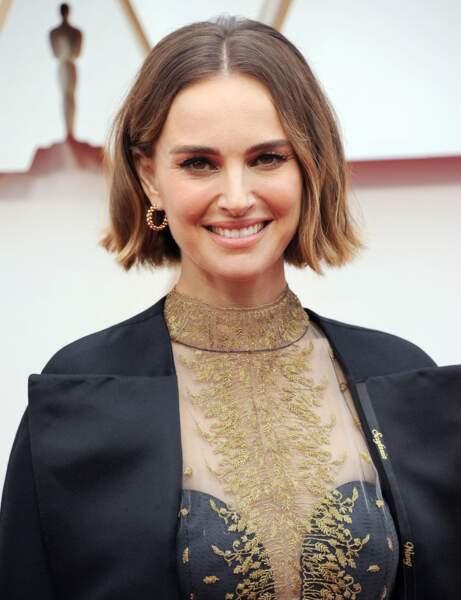 Le carré droit de Natalie Portman