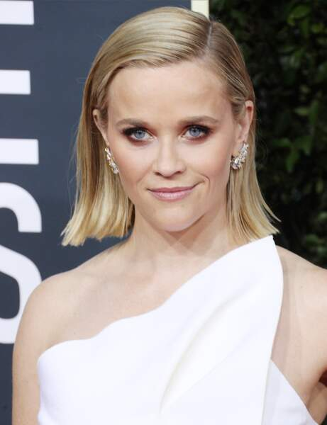 Le carré chic de Reese Witherspoon