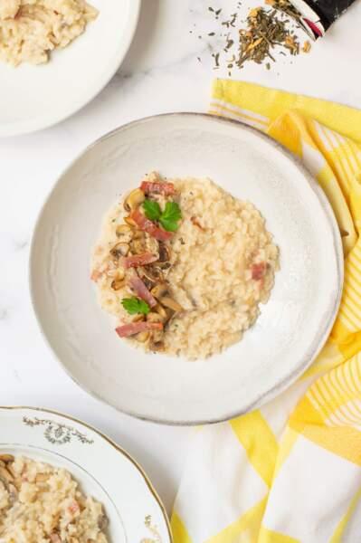 Nos délicieuses idées pour accompagner un risotto