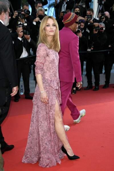 Cannes 2021 : Vanessa Paradis sublime en Chanel
