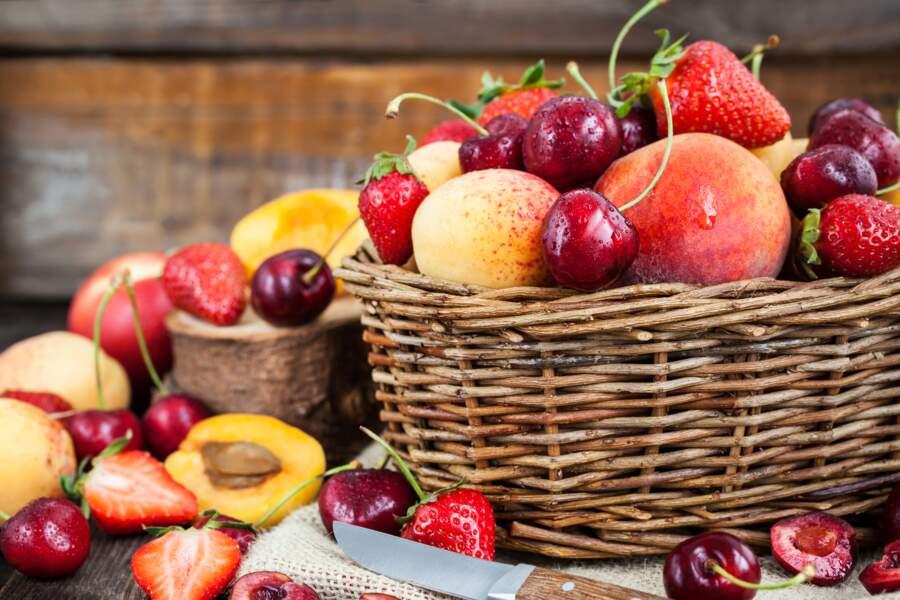 Vous êtes loin des « 5 fruits ou légumes par jour »