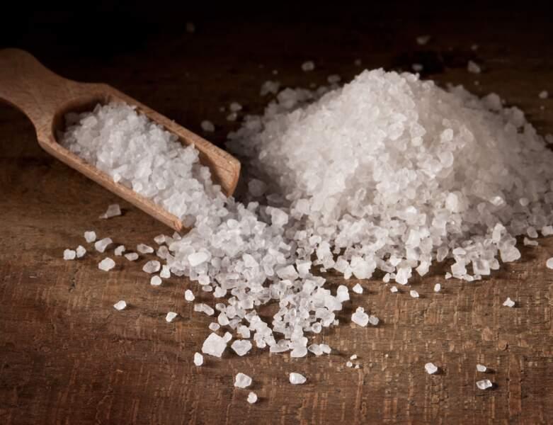 Du sel pour des ondulations parfaites