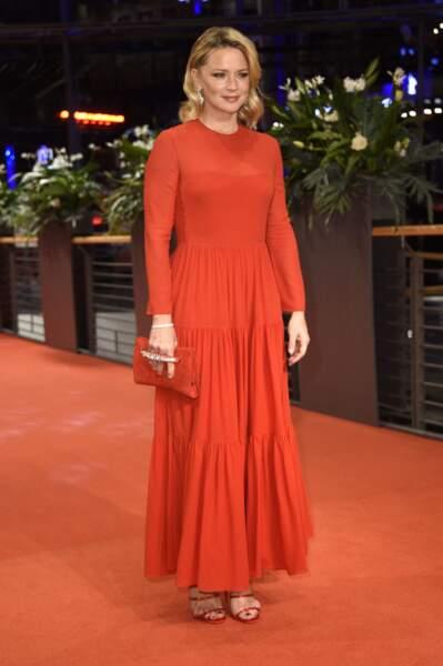 Look Virginie Efira : ultra-glam