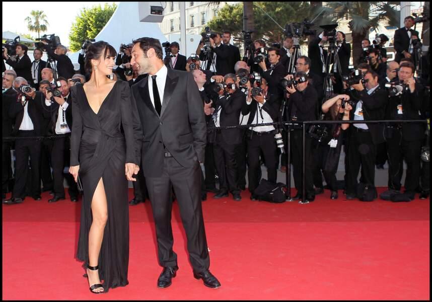 ... film pour lequel le couple Mélanie Doutey et Gilles Lellouche était également présent.