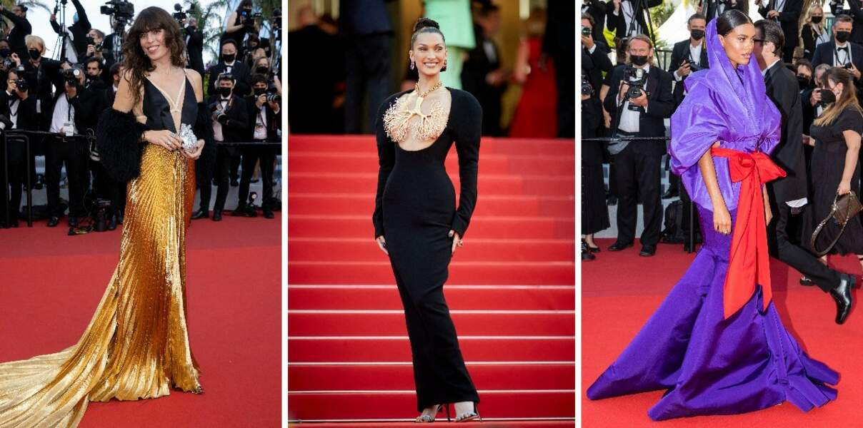 Top des robes qui ont le plus surpris au Festival de Cannes