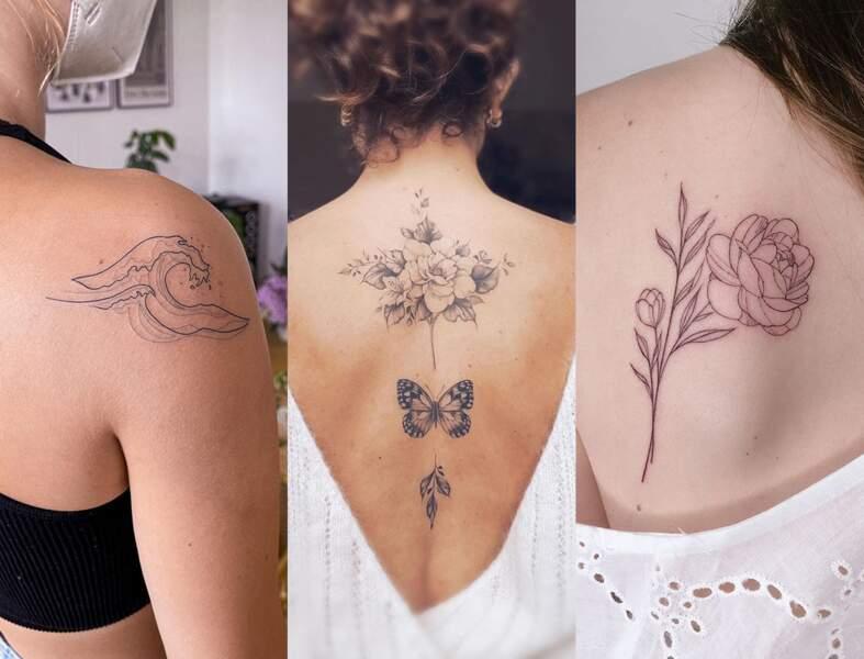 20 tatouages canons parfaits pour l'été