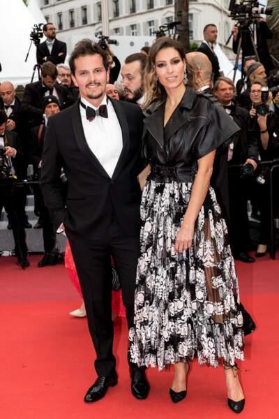Laury Thilleman, Miss France 2011, et son mari le chef cuisinier Juan Arbelaez...