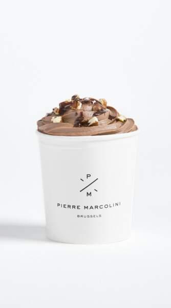 Pot de glace chocolat - Pierre Marcolini