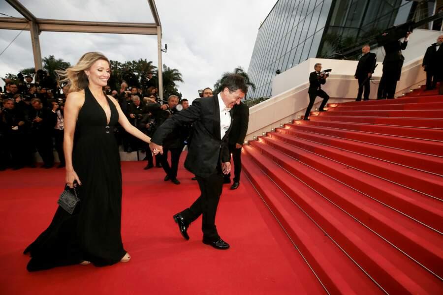 ... lors du 72e Festival International du Film de Cannes, le 17 mai 2019.