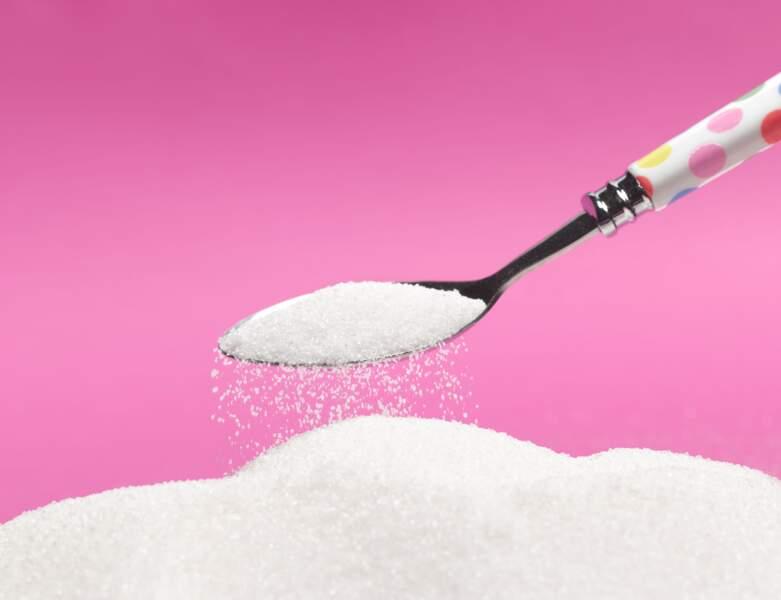 Un gommage au sucre pour une peau lisse