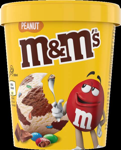 Glace M&M's - Mars Wrigley