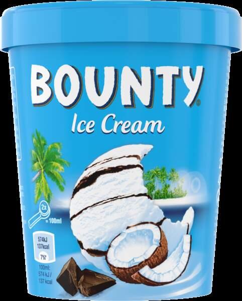 Glace bounty - Mars Wrigley