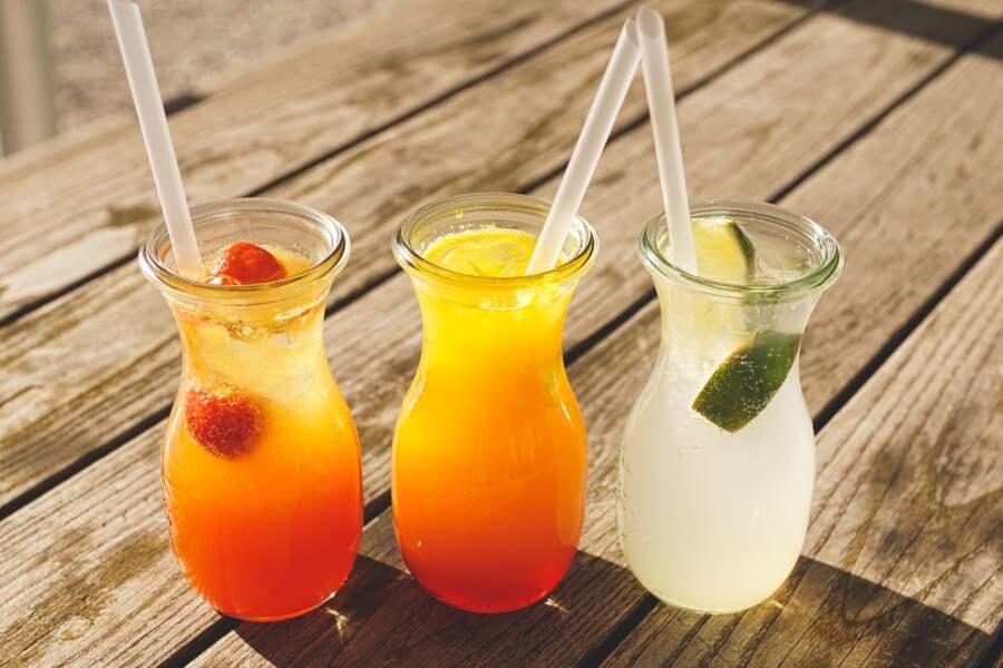 Limonade : nos idées recettes à tester pour cet été