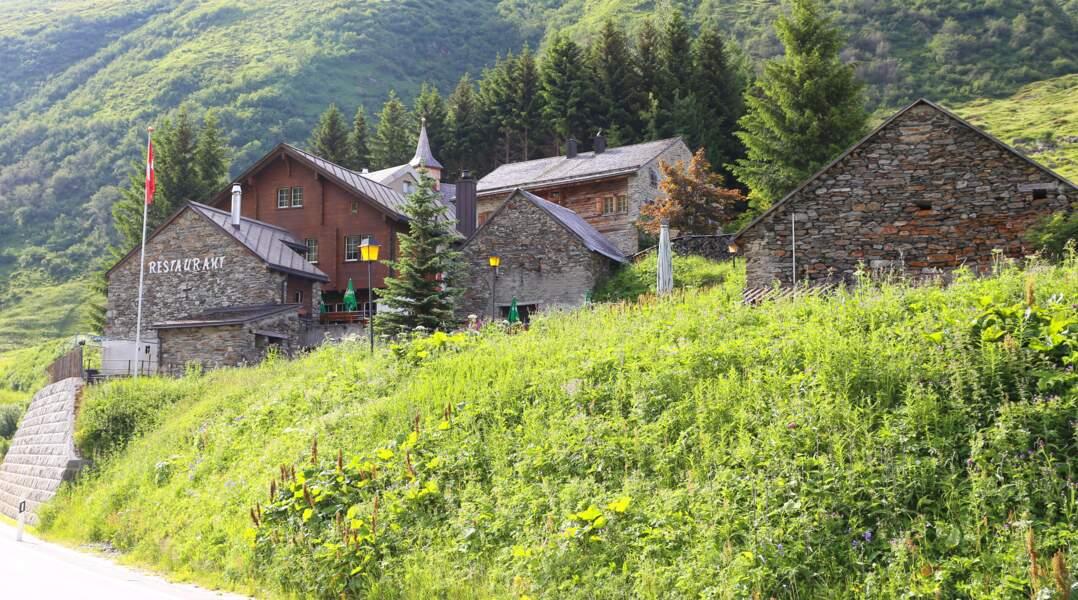 Zumdorf, le plus petit village de Suisse