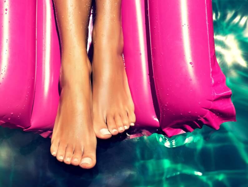 Notre shopping pour avoir de jolis pieds cet été