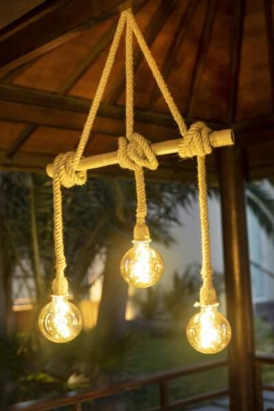 Luminaire à cordage - Keria