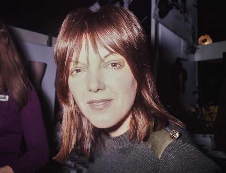 La frange effilée de Mary Quant