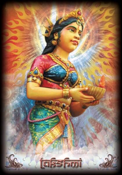Oracle Hindou : Lakshmi