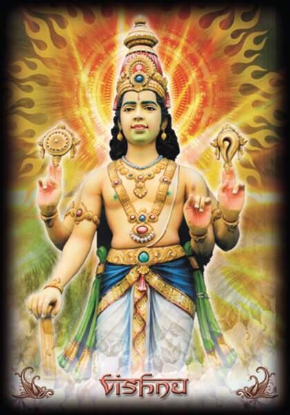 Oracle Hindou : Vishnu