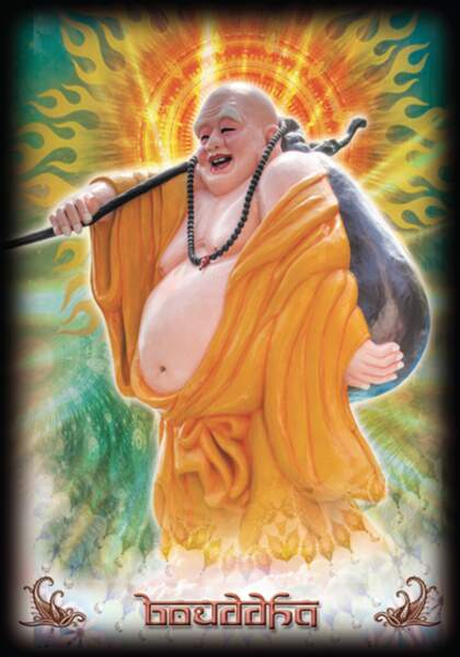 Oracle Hindou : Bouddha