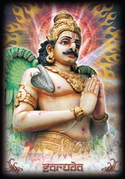 Oracle Hindou : Garuda