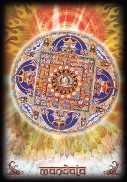 Oracle Hindou : Mandala