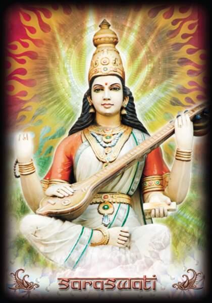 Oracle Hindou : Saraswati