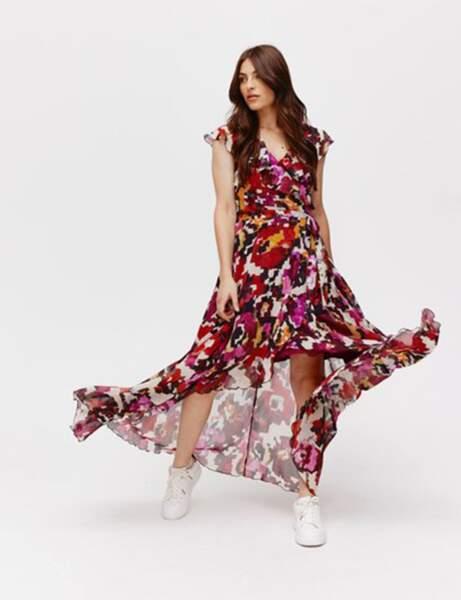 Robe tendance : flamenco