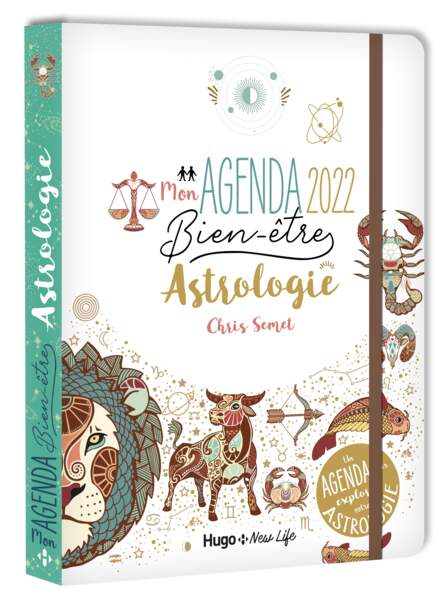 L'agenda bien-être astrologie de Chris Semet